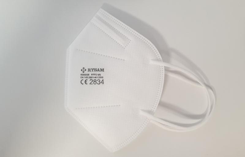 FFP2-Masken Rysam - 5er Pack